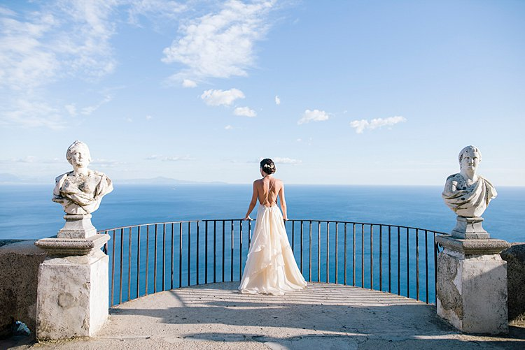 Destination Jewish Wedding Villa Cimbrone Ravello Amalfi Coast Italy_0100
