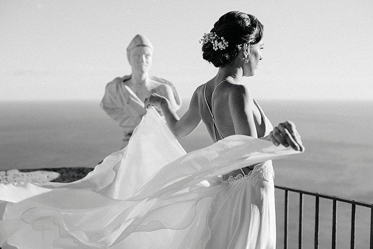 Destination Jewish Wedding Villa Cimbrone Ravello Amalfi Coast Italy_0016