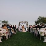 An Angelo Lambrou Bride for a Glamorous Destination Jewish Wedding at Villa Cimbrone, Ravello, Amalfi Coast, Italy