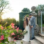 A Pronovias Bride for an Elegant Outdoor Destination Jewish Wedding at Villa Grabau, Lucca, Tuscany, Italy