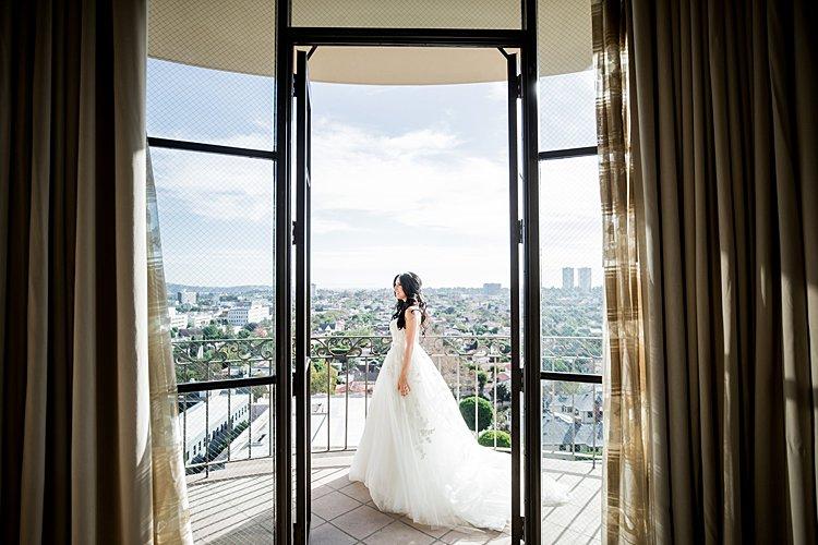 Jewish wedding Beverly Wilshire Beverly Hills CA USA_0007