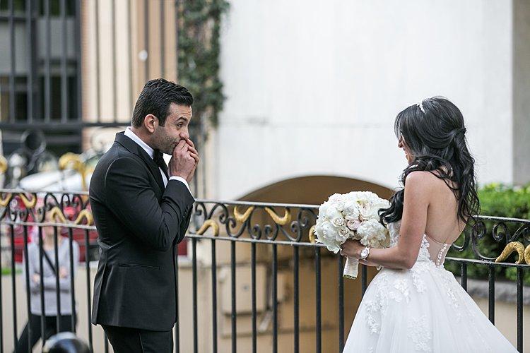 Jewish wedding Beverly Wilshire Beverly Hills CA USA_0029