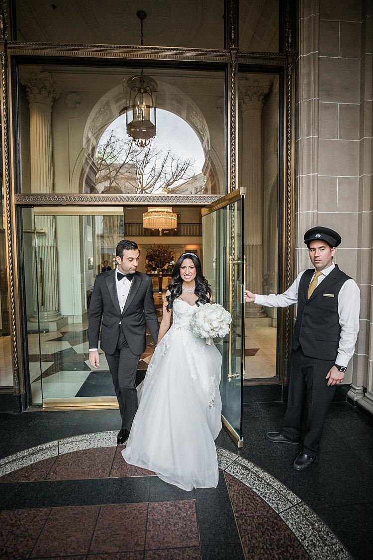 Jewish wedding Beverly Wilshire Beverly Hills CA USA_0020