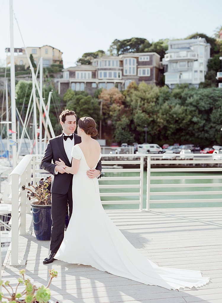Jewish-wedding-Corinthian-Yatch-Club-USA