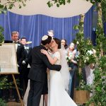 A Pronovias Bride for an Elegant Jewish Wedding at the Corinthian Yacht Club, Tiburon, California, USA