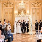 A Super Luxe Laduree-Fuelled Interfaith Jew-ish Wedding at the Shangri-La, Paris, France