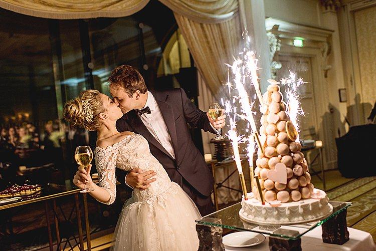 Jewish wedding Shangri-La Paris France