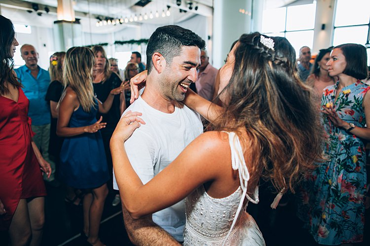 Jewish wedding Trask Tel Aviv Port Israel_0074