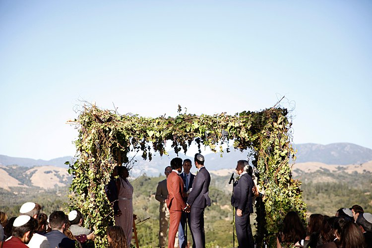Jewish wedding at Chalk Hill Estate, Sonoma County Healdsburg, California USA_0027