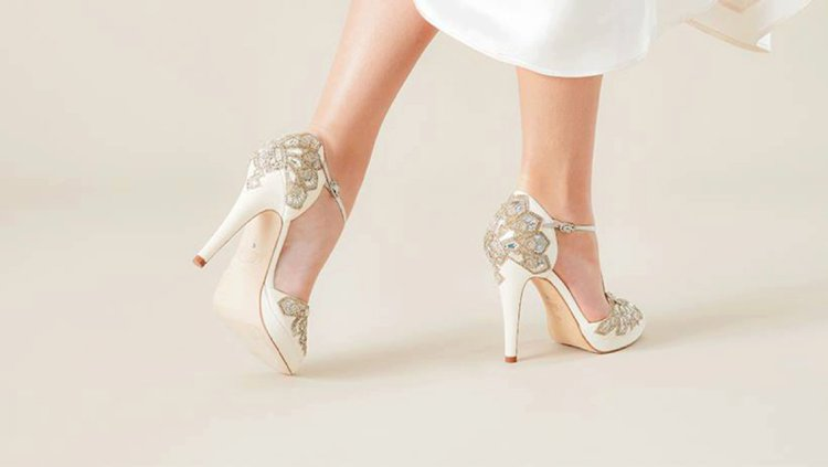 Emmy London Wedding shoes 2