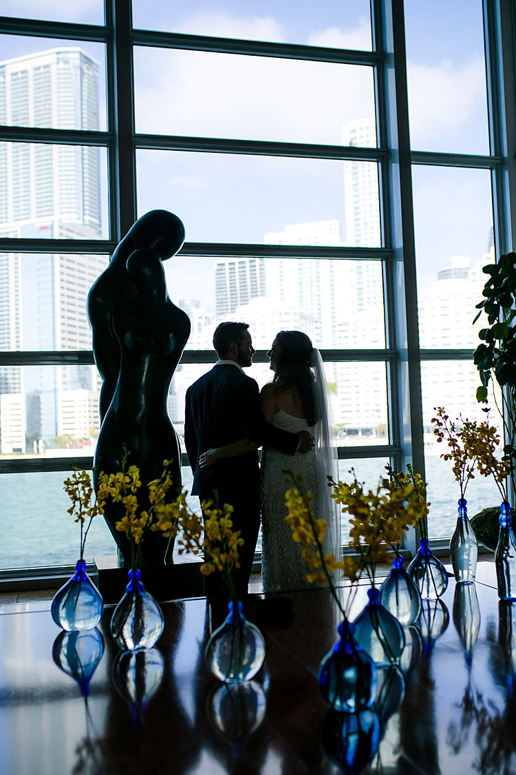 Jewish Wedding at Sugar on the rooftop of the East Hotel Miami FL USA_0067