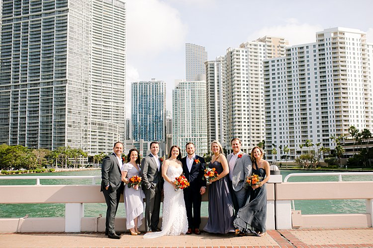 Jewish Wedding at Sugar on the rooftop of the East Hotel Miami FL USA_0025