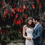 An Inbal Raviv Bride for a Magical Forest-Themed Jewish Wedding at Hadera Forest, Baya'ar, Israel