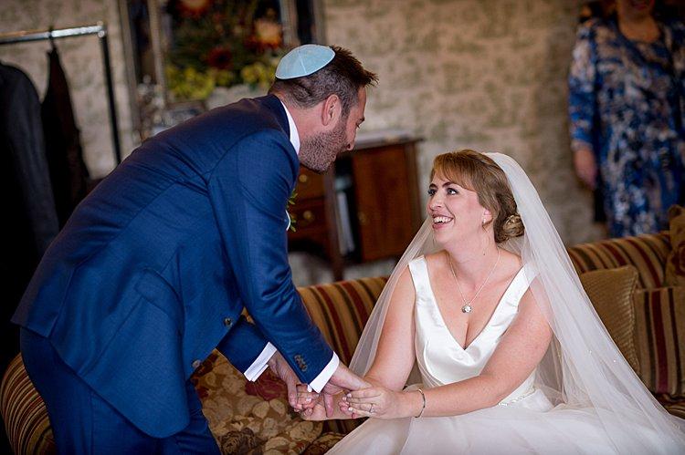 Jewish wedding Parklands Quendon Hall UK_0022