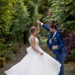 A Stephanie Allin Bride for an Ultra-Personal Country House Jewish Wedding at Parklands Quendon Hall, Essex, UK