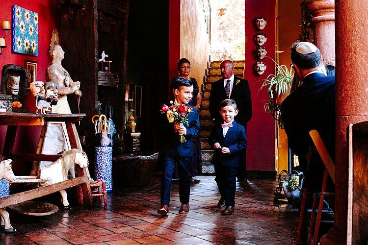 Jewish wedding San Miguel Allende Casa-de-la-Noche Mexico_0008