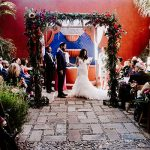 A Colorful Multicultural Destination Jew-ish Wedding at Casa de la Cuesta and Casa de la Noche in San Miguel de Allende, Mexico