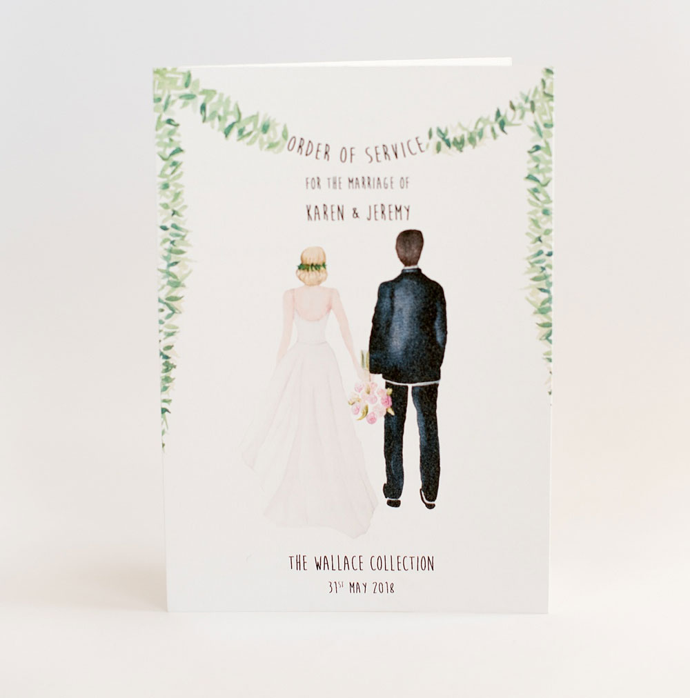Order-of-Service-Jewish-Wedding