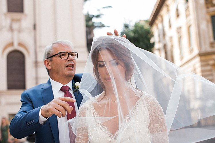 Destination Jewish Wedding Synagogue + Villa Aurelia Rome Italy_0016