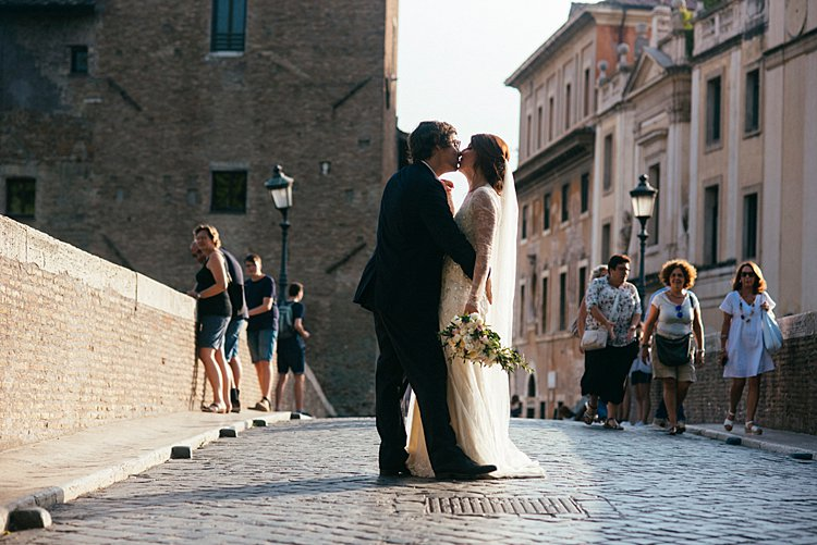 Destination Jewish Wedding Synagogue + Villa Aurelia Rome Italy_0083