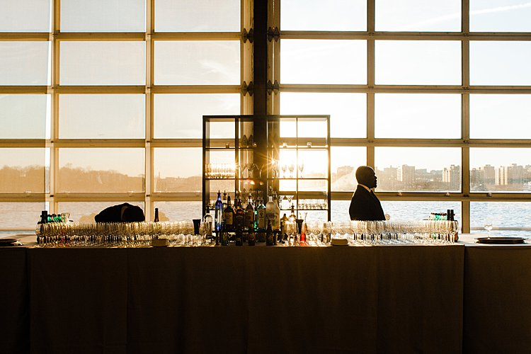 Jewish Wedding The Lighthouse at Chelsea Piers, New York, NY_0027