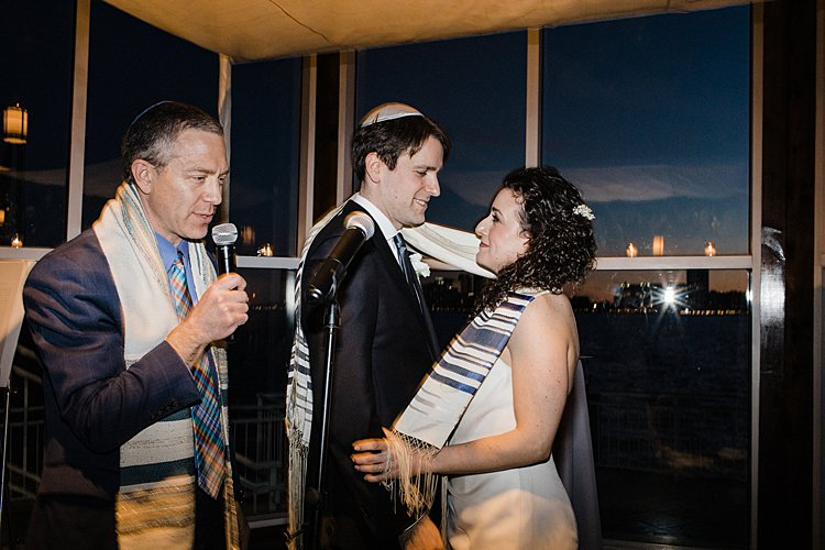 Jewish Wedding The Lighthouse at Chelsea Piers, New York, NY_0038