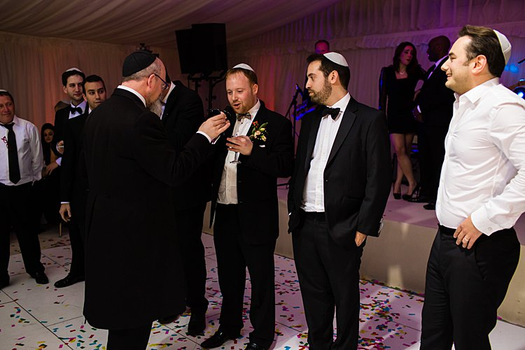 Jewish Wedding at home Liverpool UK_0058