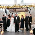 A Martina Liana Bride for a Destination Jewish Barn Wedding at Blue Sky Ranch in Wanship, Park City, Utah, USA