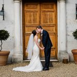 A Mark Lesley Bride for a Relaxed Countryside Jewish Wedding at Braxted Park, Essex, UK