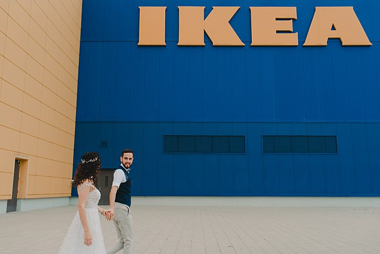 Jewish wedding Ikea + Alma, Even Yehuda Israel_0057