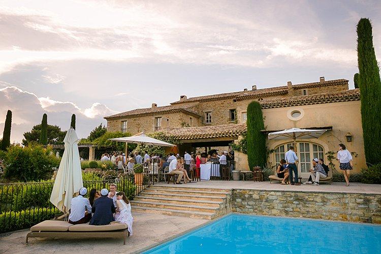 Jewish wedding La Verriere La Chene Blue winery in Provence, France_0004