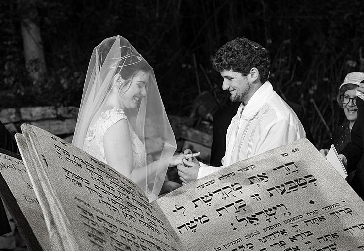 Jewish wedding Ein Chemed outside Jerusalem_0014