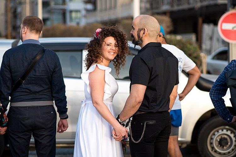 Jewish wedding High& Tel Aviv Israel_0002