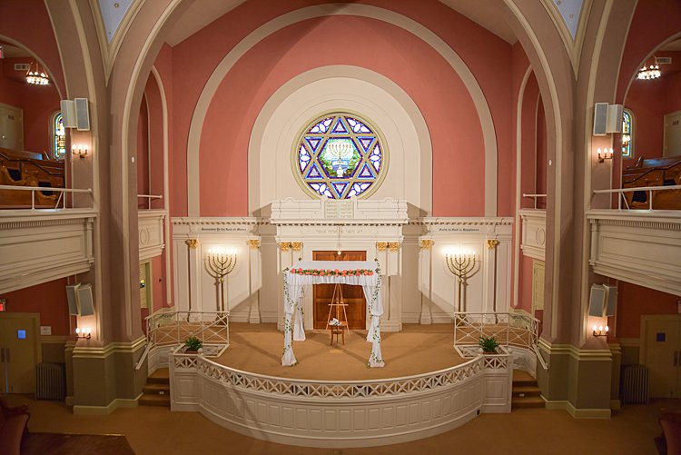 Jewish wedding Sixth & I Synagogue and Loft at 600 F, Washington DC, USA_0001