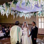 A Mori Lee Bride for a City Chic Jewish Wedding at St. Pancras Renaissance, London, UK