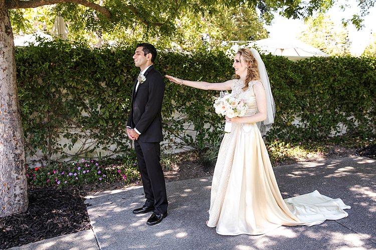 Jewish wedding Wente Vineyards in Livermore, California USA_0002