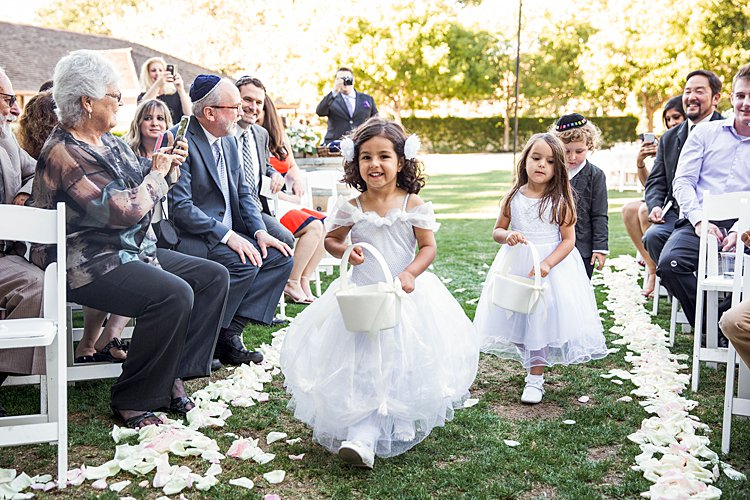 Jewish wedding Wente Vineyards in Livermore, California USA_0017