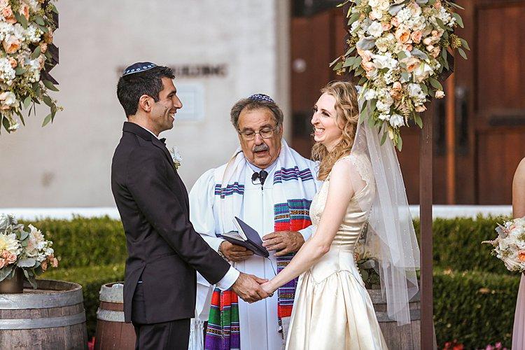 Jewish wedding Wente Vineyards in Livermore, California USA_0010