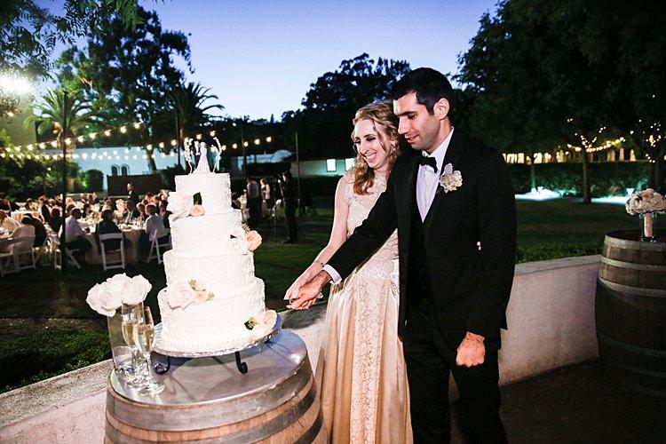 Jewish wedding Wente Vineyards in Livermore, California USA_0034