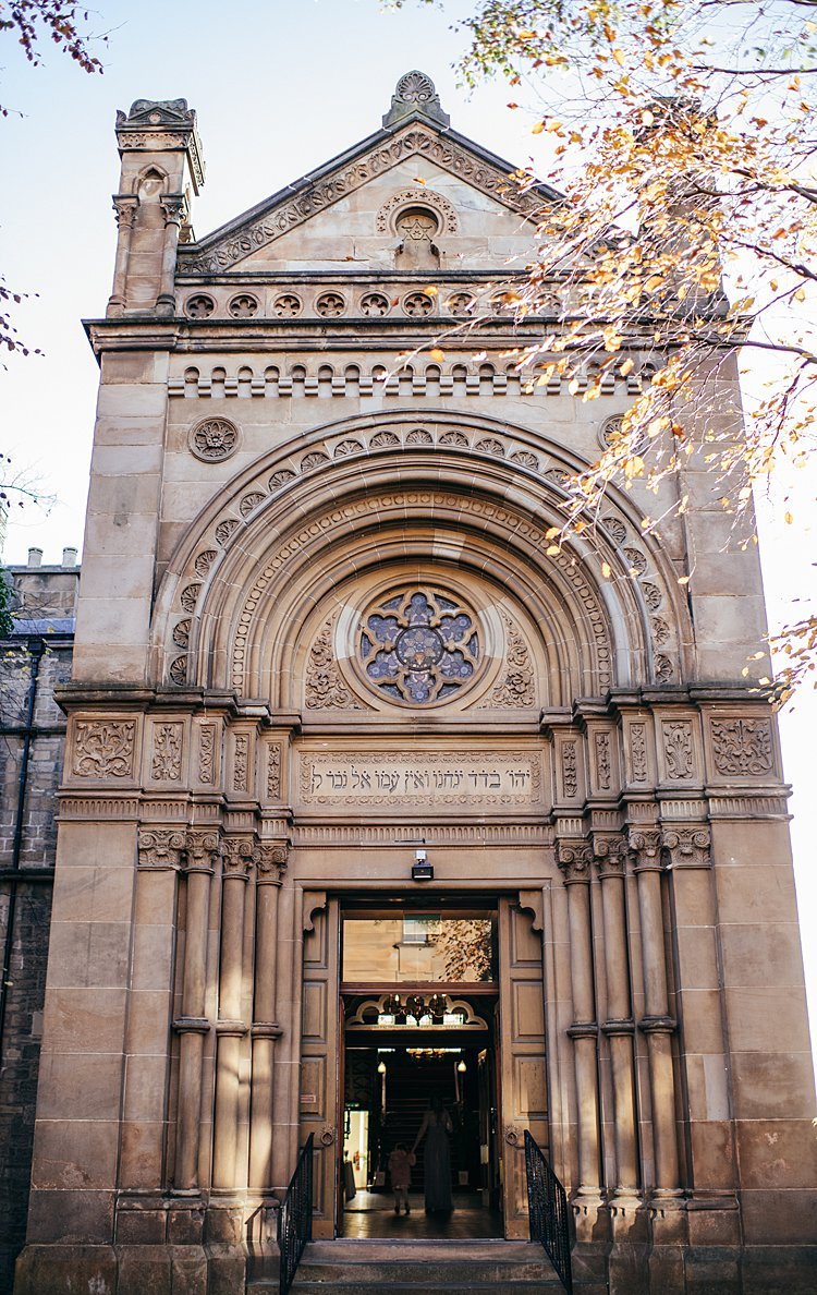 Jewish Wedding Garnethill synagogue and Oran Mor converted church Glasgow Scotland UK_0051