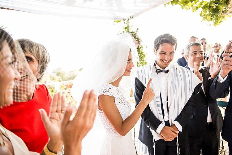 Jewish wedding Bregancon castle in Bormes les Mimosas France_0008