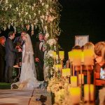 A Pnina Tornai Bride for an Uber Glam Jewish Wedding at the Four Seasons in Palm Beach, Florida, USA