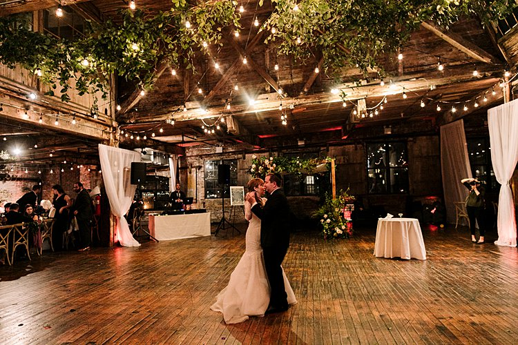 Jewish Wedding Greenpoint Loft Brooklyn NY USA_0125