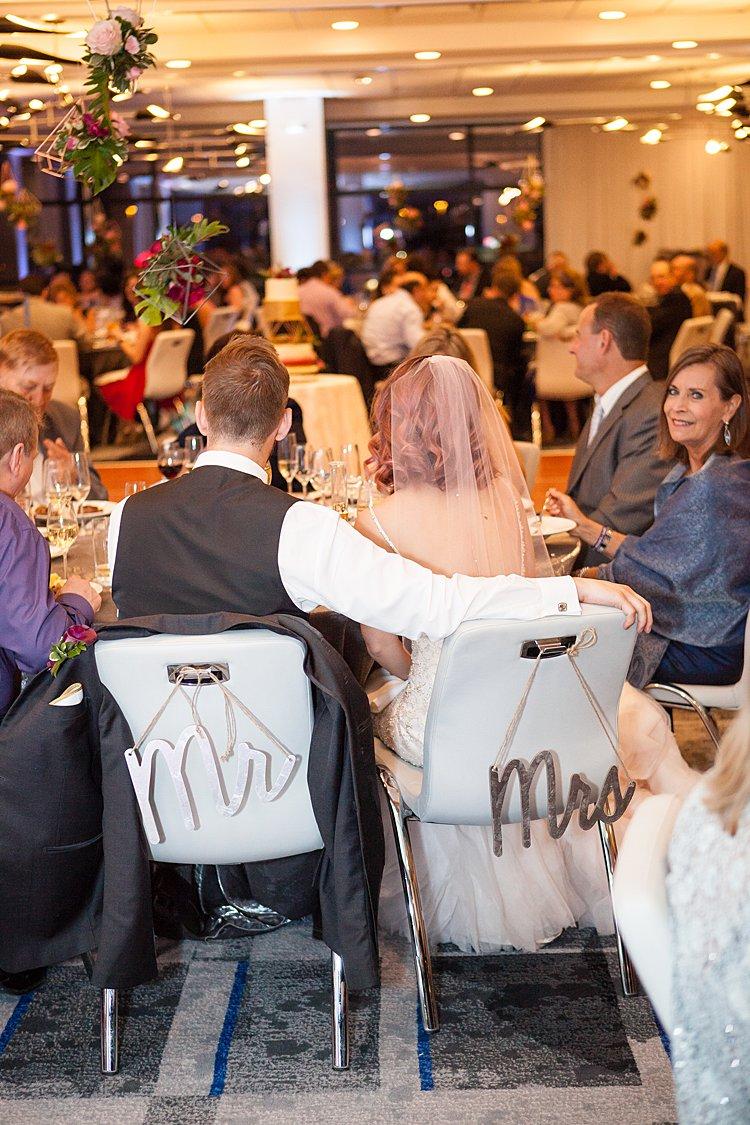 Jewish Wedding Le Meridien Chicago USA