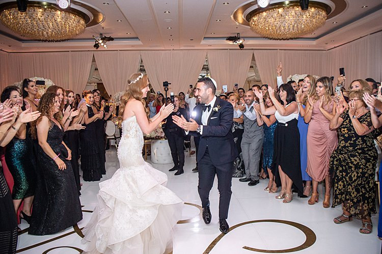 Jewish Wedding at Four Seasons Los Angeles CA USA_0050