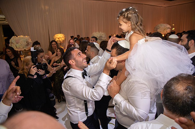 Jewish Wedding at Four Seasons Los Angeles CA USA_0057