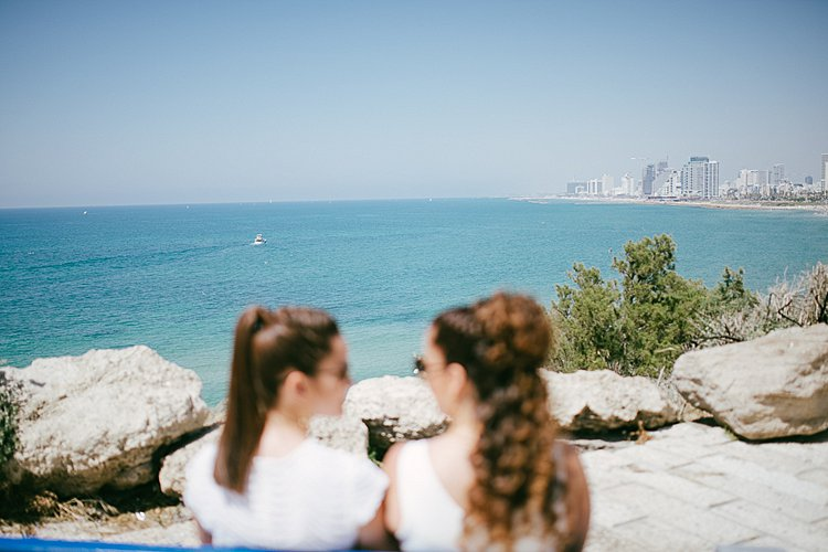 Jewish wedding Beit Andromeda, Jaffa, Israel