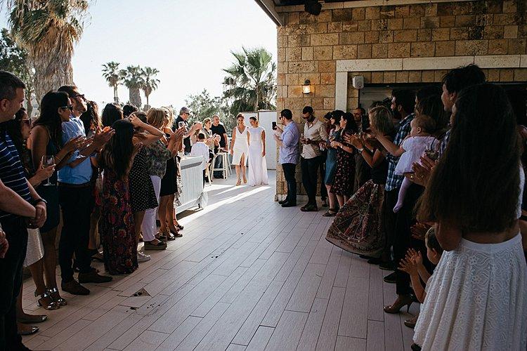 Jewish wedding Beit Andromeda, Jaffa, Israel_0036
