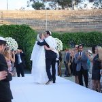 A Viktor & Rolf Bride for an Enchanted Garden Jewish Wedding at Havat Ronit, Israel