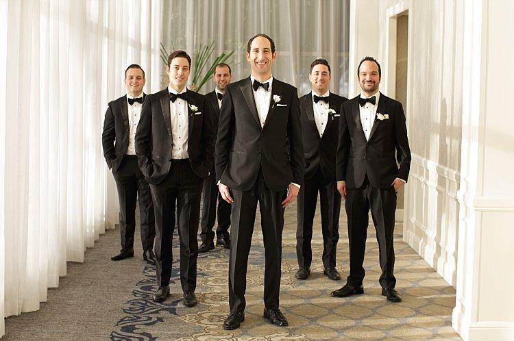 Jewish wedding Universal Sheraton Los Angeles CA USA_0027